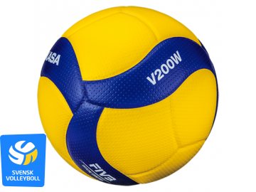 Volleyboll V200W Matchboll