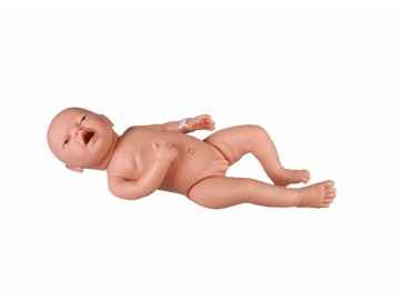 Neonate Doll For Nappy Practice Male